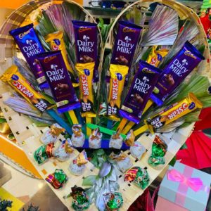 Chocolate Gift Hamper with Multiple Chocolates-Archies-Gifts-