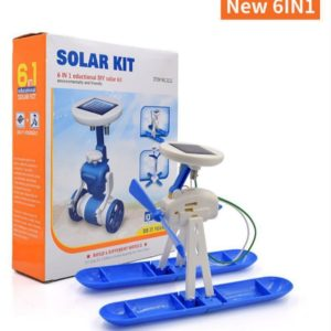 DIY 6 in 1 Educational Solar Kit Toy -Super Toys-Toys & Games -Bhopal