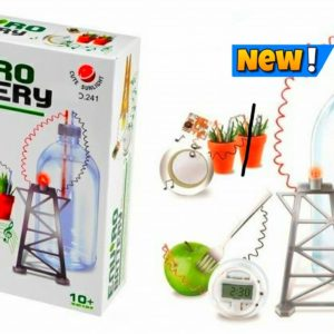 DIY Educational Battery Learning Kit Toy-Super Toys-Toys & Games -Bhopal