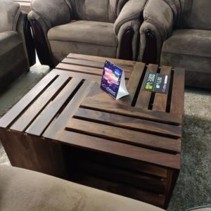 Sheesham Solid Wood Coffee Table for Living Room-Artisans-Home & Decor-